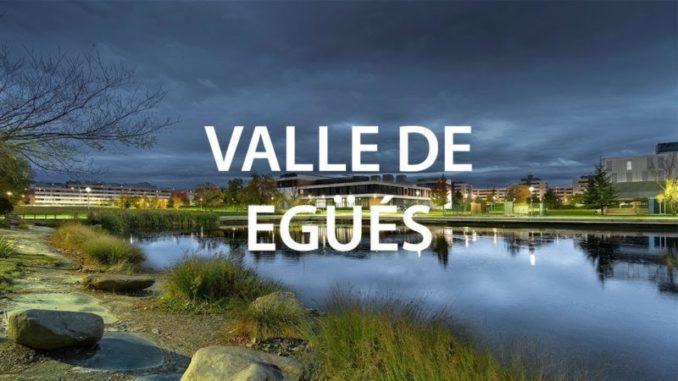 ALUMBRADO PÚBLICO EXTERIOR DEL VALLE DE EGÜES